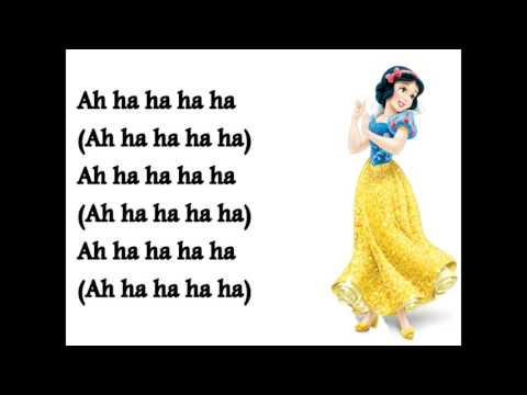 I'm Wishing - Snow White and the seven dwarfs (lyrics)