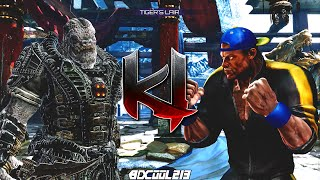 Killer Instinct General RAAM Gameplay Footage - Online Match 34 - Xbox One - Season 3