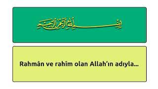 Tayyar Altıkulaç - 30.Sayfa - Bakara Suresi (197-202)