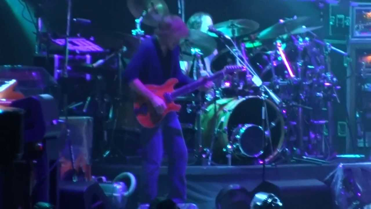 PHISH : Slave To The Traffic Light : {1080p HD} : Northerly Island :  Chicago, IL : 7/20/2013