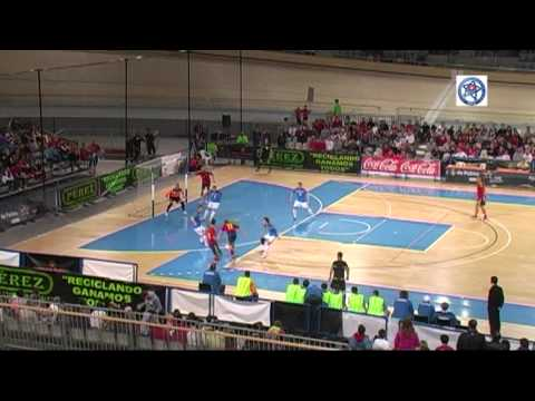 2012 SPAIN - SVK FIFA Futsal World Cup Play offs