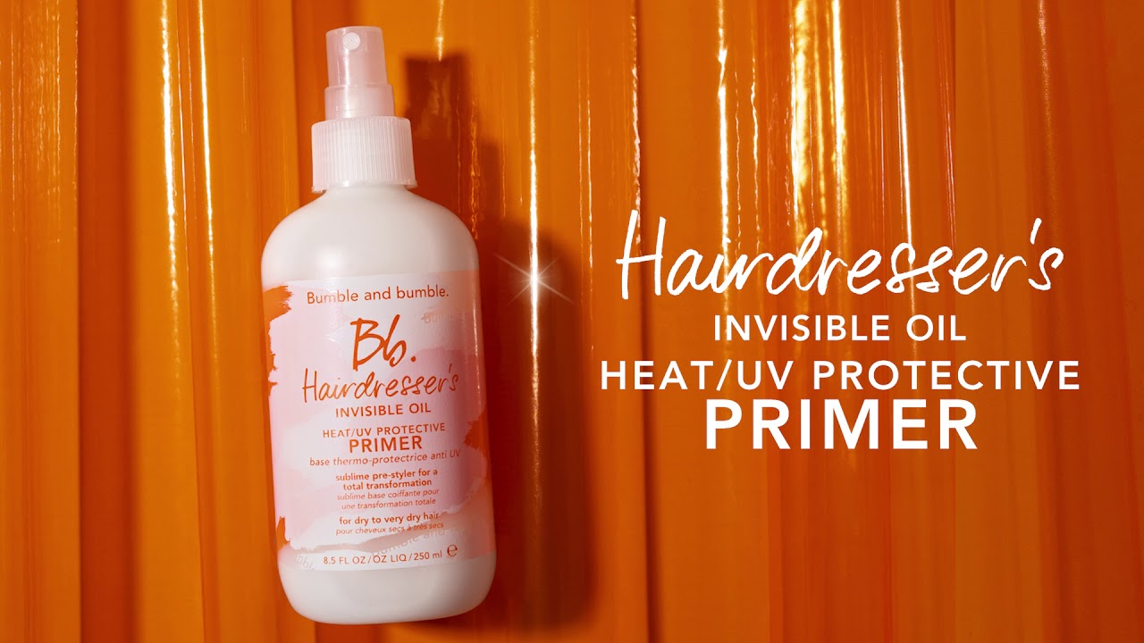 Bumble and bumble Hairdresser's Invisible Oil Primer at Sephora