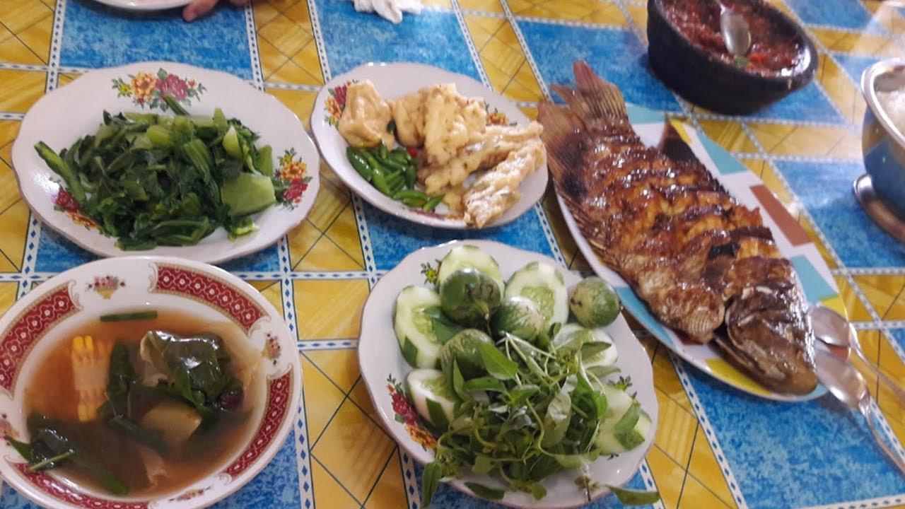 Kuliner Nusantara Di Rm Sederhana Pringsewu