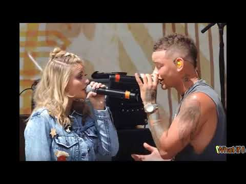 Kane Brown Ft Lauren Alaina  What Ifs Lyrics