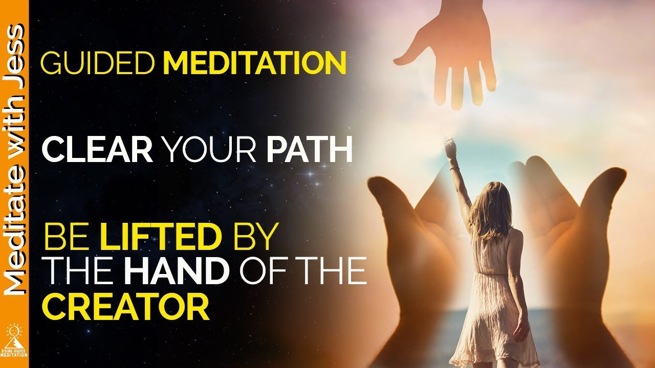Download Guided Meditation Take The Creators Hand.  Destiny, Purpose, Communicate Directly With Source.