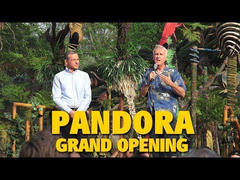 Pandora - The World of AVATAR GRAND OPENING | Walt Disney World