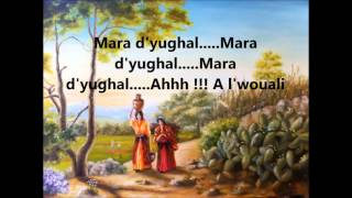 Parole de Mara D yughal Djamel Allam