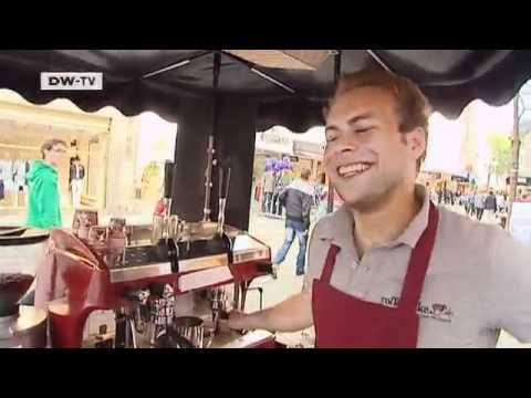 Coffee Bike | Euromaxx