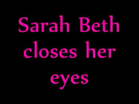 Rascal Flatts - Sarah Beth (Lyrics).wmv