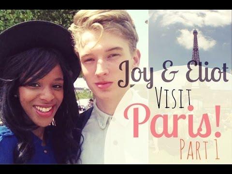 PARIS DIARY | Macaroons & The Eiffel Tower