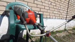 Видео Хускварна 128R. Мой отзыв о косилке. Выбор косы (автор: Виктор Бохан)
