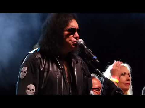 Gene Simmons and Ace Frehley Reunion - Rock and Roll All Night CHS Field St Paul MN