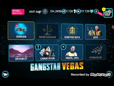Gangstari vegas ta nasıl hile yapılır %100çozüm