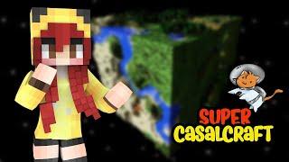 VIAJEI O MUNDO PARA CONSEGUIR O PRESENTE DO JAZZ | Super CasalCraft #50