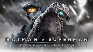 Halo | Batman v Superman: Dawn of Justice * Fan Teaser Mashup * HD (720p)