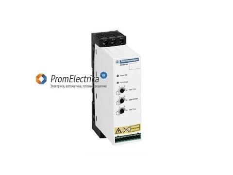 Управление электродвигателями @ ATS01N222QN Schneider Electric  Устройство плавного пуска