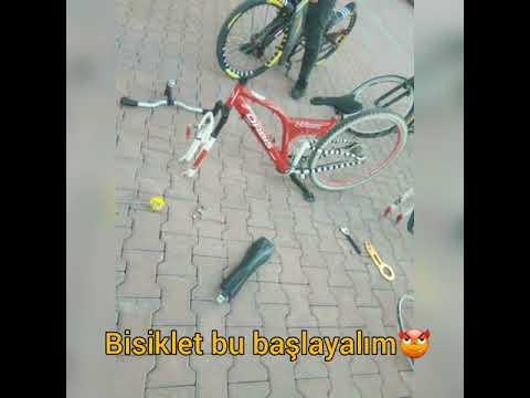 -Basık bisiklet toplama 😈 #3  Efsane oldu