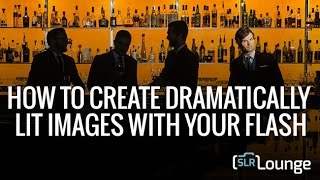 Create Dramatically Lit Images With Your Flash | Minute Photography