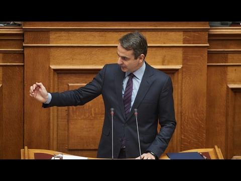 Δευτερολογία Κυριάκου Μητσοτάκη σε Επίκαιρη Ερώτηση προς τον πρωθυπουργό