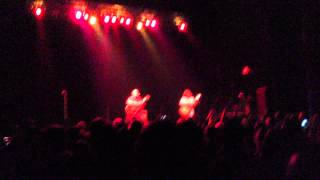 Tenacious D Friendship is rare live at lifestyles community pavilion Coulmbus ohio 3/6/2013