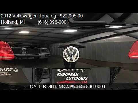 2012 Volkswagen Touareg TDI Executive AWD 4dr SUV for sale i