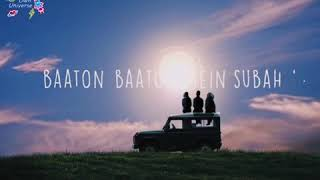 Jahaan Tu Chala | Midnight Mix | Whatsapp Status