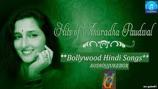 Best Of Anuradha Paudwal Bollywood Hindi Jukebox Collection Songs 1