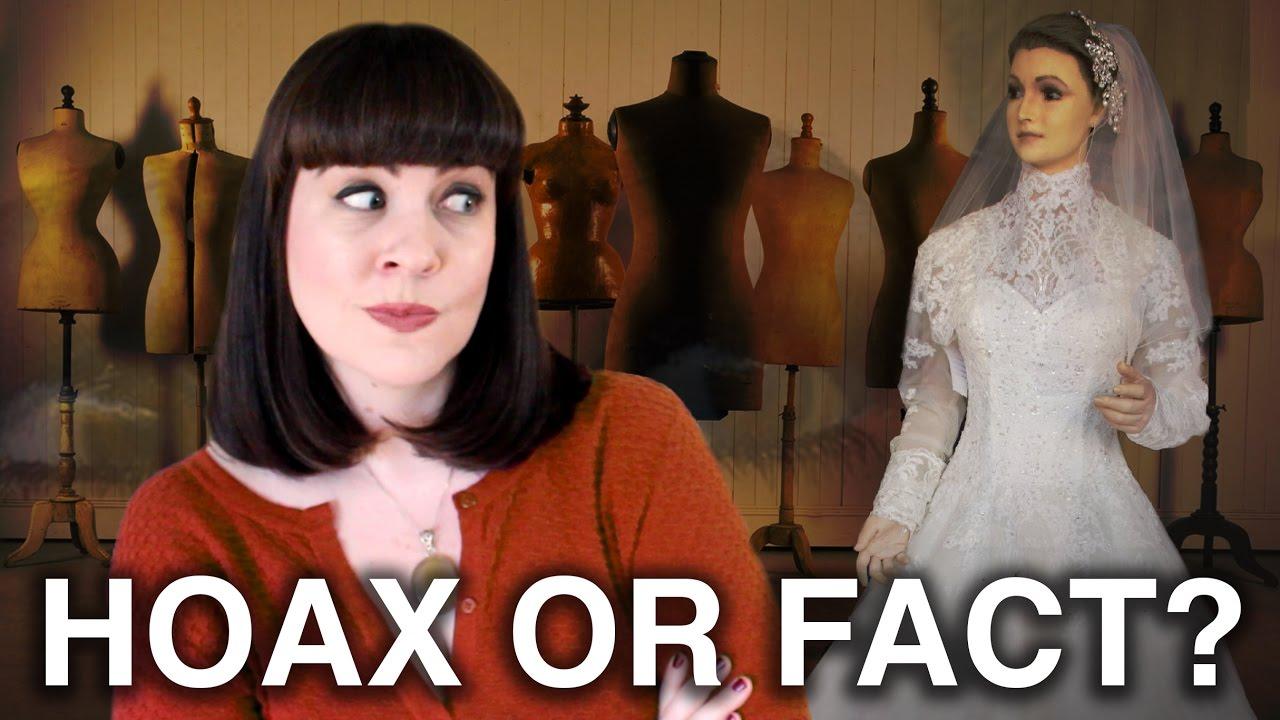 La Pascualita: MANNEQUIN OR CORPSE BRIDE? - YouTube