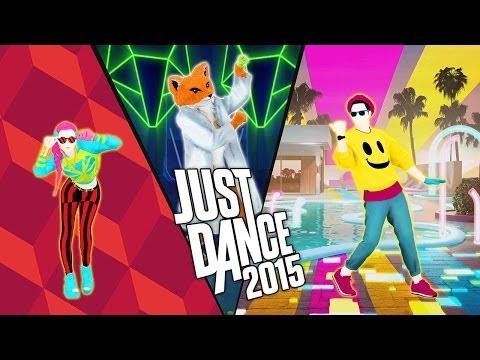 just dance 2015 canciones