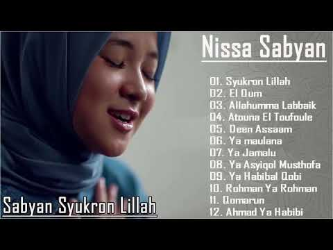 Album Terbaru Nissa Syaban 2019