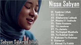 Gambar cover Album Terbaru Nissa Syaban 2019