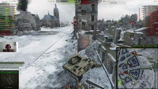 S1N1 - Live stream World of Tanks - Rhinemetall Skorpion and 212A  (personal missions for T55A)