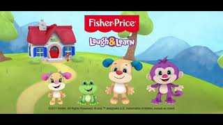 Fisher Price Puppy Laugh & Learn All Games Apps | Alphabet, Numbers, Shapes, Colours, First Words screenshot 2