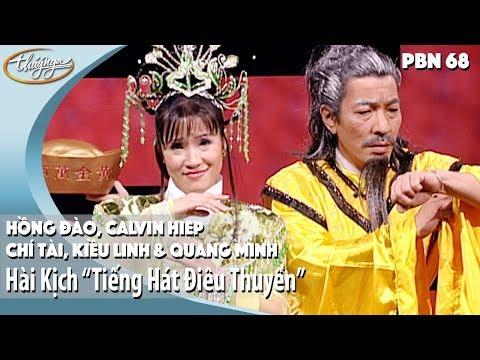 Hài - Chí Tài - Hoài Tâm - Việt Hương - Thúy Nga - Hồng Đào - Bằng Kiều - Tiếng Hát Điêu Thuyền