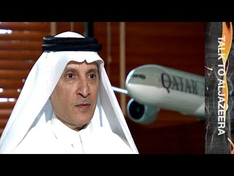 Akbar al-Baker: 'Qatar Airways has a robust plan B' - Talk to Al Jazeera