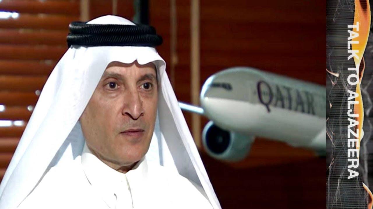 🇶🇦 Akbar al-Baker: 'Qatar Airways has a robust plan B' - Talk to Al  Jazeera - YouTube