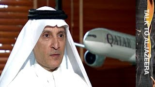 🇶🇦 Akbar al-Baker: 'Qatar Airways has a robust plan B' - Talk to Al Jazeera
