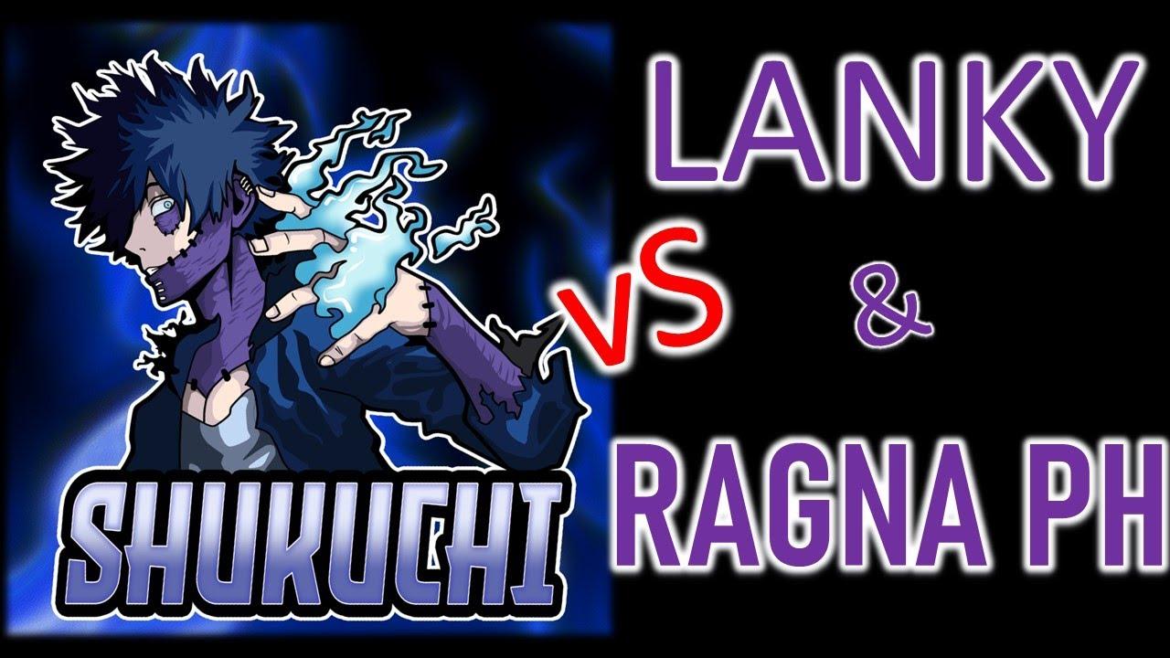 UTILITY DRAGONFIST 6V6 POV FT SHUKUCHI VS LANKY AND RAGNAPH