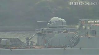 Krim-Krise: Russland schickt Kriegsschiffe