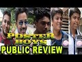 Poster Boys Public Review, Reaction | First Day First Show | Sunny Deol, Bobby Deol, Shreyas Talpade