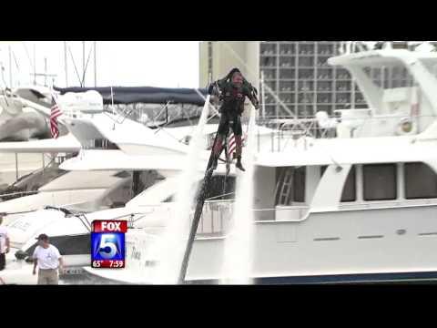 Fox 5 News Jetpack EPIC FAIL!