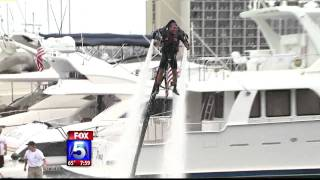 Fox 5 News Jetpack EPIC FAIL!