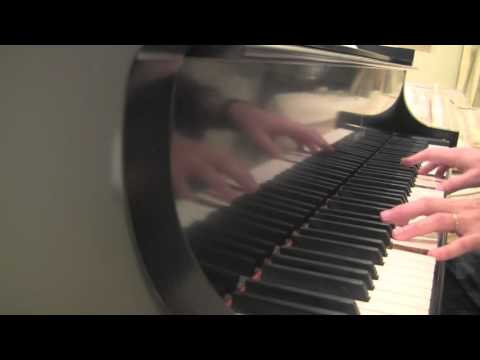Christmas Songs and Joni Mitchell's River Piano Cover