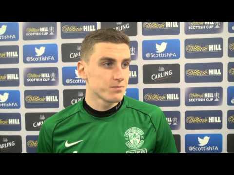 Paul Hanlon on Hibernian Return and Raith Rovers - #HibernianTV Exclusive