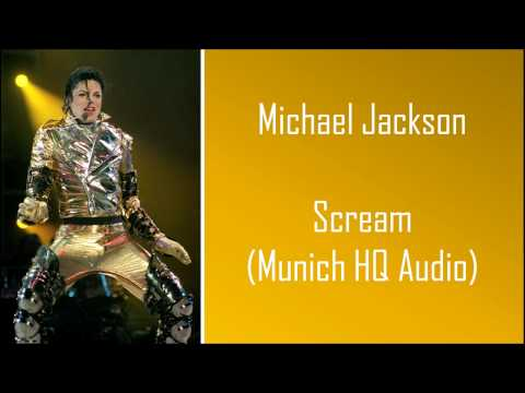 Michael Jackson - Scream [Munich] (HQ...