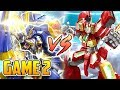 Megacolony Vs. Nova Grappler Game 2! | Standard | Cardfight!! Vanguard