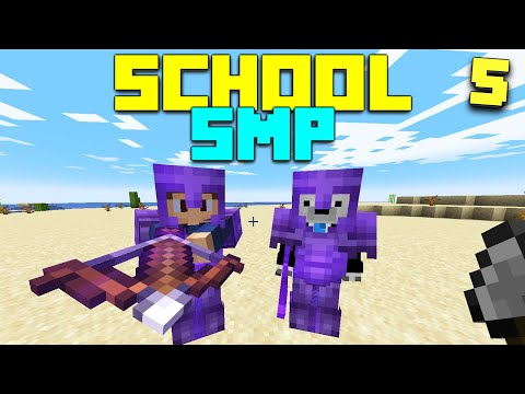 I Ended a WAR on my SCHOOL's MINECRAFT SERVER