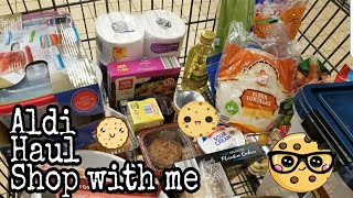 ALDI SHOP WITH ME AND HAUL 2/22/2018
