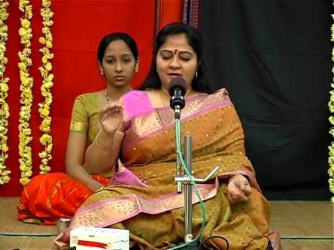 Carnatic Music Lecture Demonstration by Vidushi Dr S Sowmya