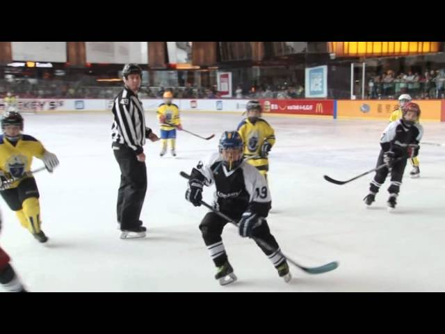 Mega Ice Hockey 5s Squirts A Finals (1 of 3)